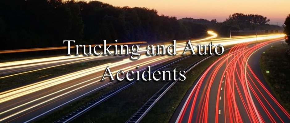 Houston Accident Attorney | Trucking Accidents and Car Wrecks